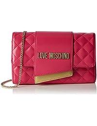 8fc4088028 Love Moschino Borsa Quilted Nappa Pu, Tracolla Donna, 6x14x23 cm (W x H