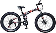 VLRA BIKE land rover 26 inch (20 inch)21 speed Mountain Bike Foldable bike