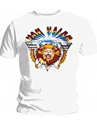 VAN HALEN - LION - OFFICIAL MENS T SHIRT