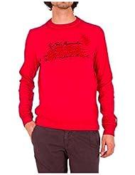 US Polo ASSN USA camiseta POLO USPA Golf Manga larga Cuello redondo 2 Colores aspecto usado