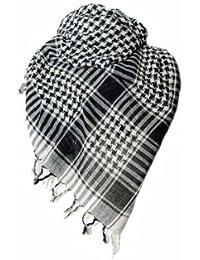 Scarf Arab P.L.O. Black