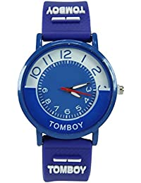 Polo House USA Men's Analog Blue Dial Watch - phwGtRD1blu