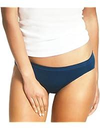 Unno DIM Basic Seamless Micro Braga Baj, Braguita para Mujer (Pack de 2)
