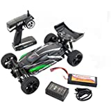 Monstertronic 1: 10 eléctrico Buggy Fighter Pro 4 WD Brushless RTR 2,4 GHz