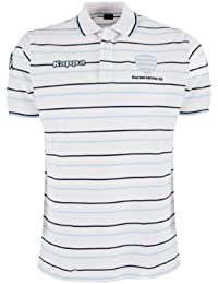Polo RACING METRO 92 - Collection officielle KAPPA - Rugby Top 14 - Taille adulte Homme