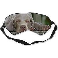 Schlafmaske, Augenbinde, super glatte Augenmaske, Tierhund, Augenschutz für Frauen und Männer, bequem, tiefes... preisvergleich bei billige-tabletten.eu