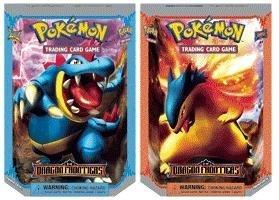 Pokemon EX Dragon Frontiers Set of 2 Theme Decks [Toy] [Toy]