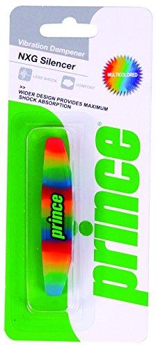 Prince Nxg–Silenciador de tenis amortiguador de vibraciones Varios colores YCSports, multicolor