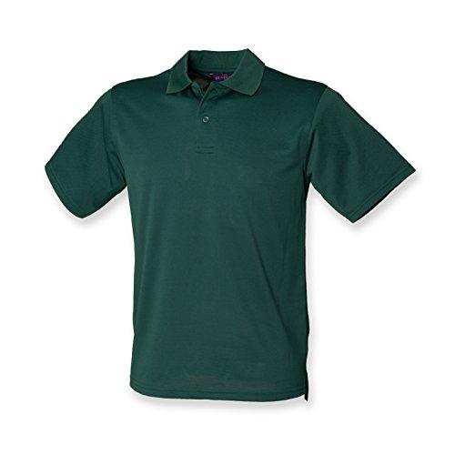 Henbury Coolplus ® Polo-Shirt Bottle