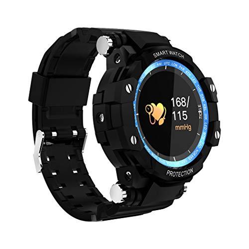 Smart Watch Bracelet Fitness Tracker OLED Blutdruck,Blue