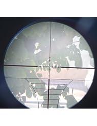 Lunettes de visée professionnelles avec éclairage - Zoom 6-24*50