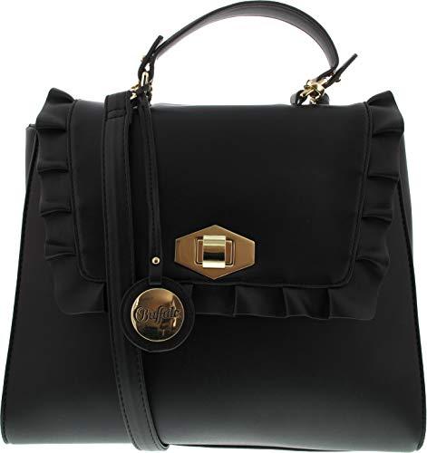 Buffalo Tasche Größe 1, Farbe: Schwarz -