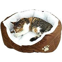 Hosaire Mascotas Mat - Perro y Gato Caliente Suave Camas para Mascotas Almohada Cama Cachorro Sofa