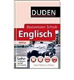 Duden Basiswissen Schule. Englisch Abitur: 11. Klasse bis Abitur (Hardback)(English / German) - Common