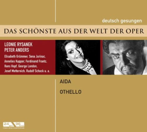 r Welt Der Oper (Aida, Othello) ()
