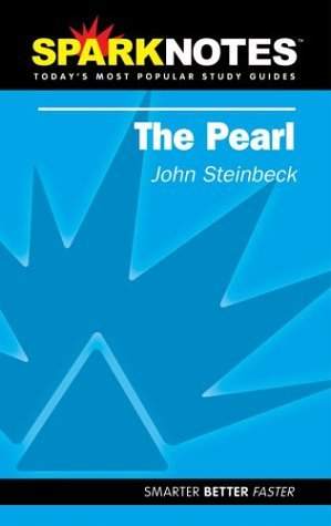 spark-notes-the-pearl-by-john-steinbeck-2002-07-15