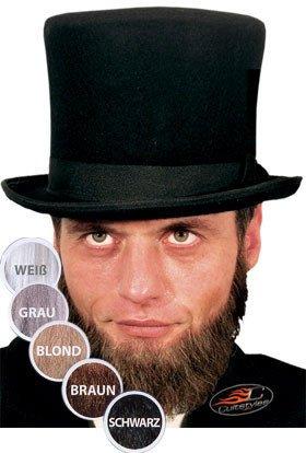 Lincoln Bart grau
