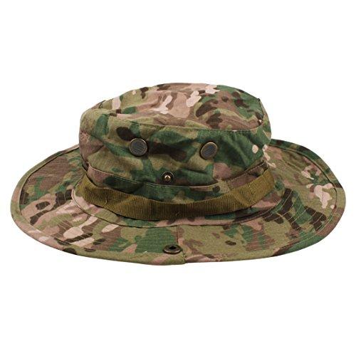 Outdoor-militärische taktische Sun Camo Hüte (CP) (Digital Camo-hut)
