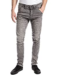 Timezone Herren Hose Dwaynetz 3d 5-Pocket Pants