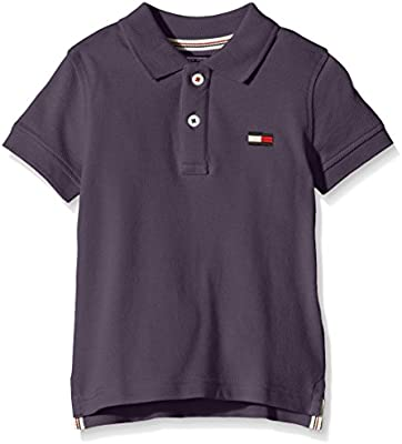 Tommy Hilfiger BIG FLAG POLO S/S - Polo Niño