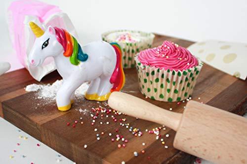 Einhorn Streuer Salzstreuer Streusel Kuchen Einhornstreuer Unicorn Shaker -