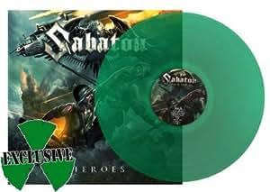 SABATON, Heroes GREEN VINYL - LP