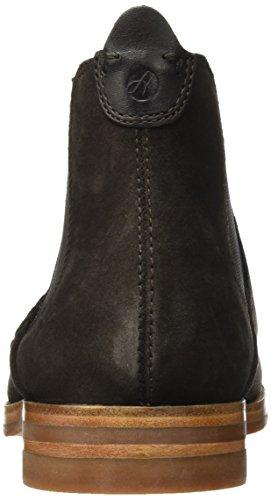 Hudson London Herren Tonti Suede 41 Chelsea Boots Braun (Brown)