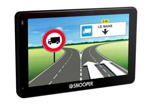 Snooper PL 5200 Truckmate GPS Eléments Dédiés à la Navigation Embarquée Europe Fixe, 16:9