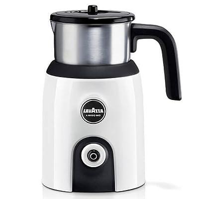 Lavazza A Modo Mio MilkUp Cappuccino, Latte & Chocolate Frother White
