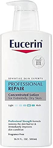 Eucerin Professional Repair Concentrated Lotion for Extremely Dry Skin 16.90 oz by Eucerin