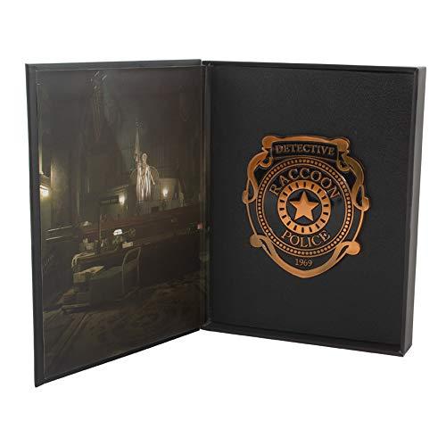 Rubber Road Limited -  Resident Evil 2 Insignia Coleccionista RPD