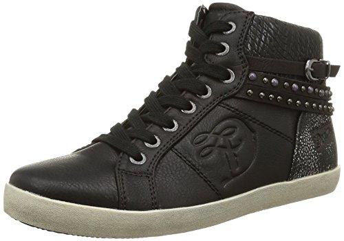 TOM TAILORTom Tailor Damenschuhe - Sneaker donna Nero (Nero (nero))