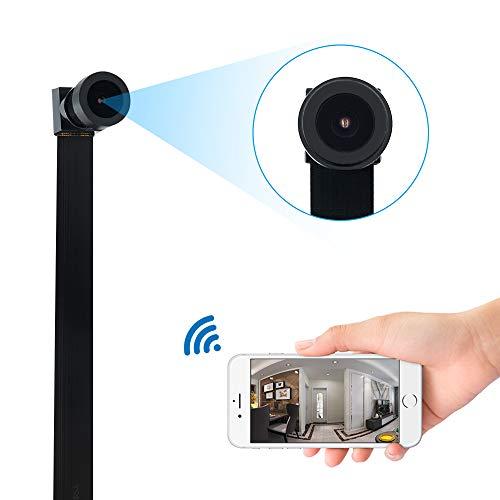 Mini Kamera, UYIKOO 140° WiFi Kamera 1080P HD Video Kamera mit WLAN IP Kamera für zu Hause Sicherheit Nanny Cam Bewegungserkennung - Hause Mit App Sicherheit Zu