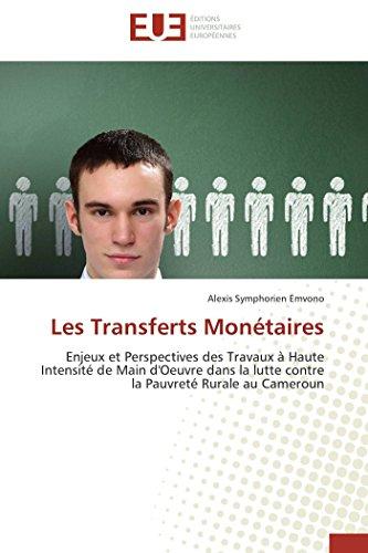 Les transferts monétaires par Alexis Symphorien Emvono