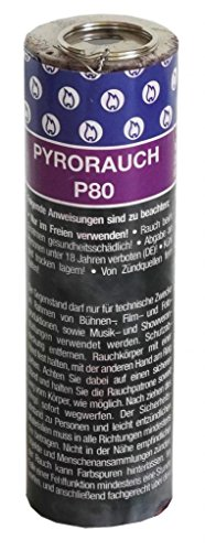 Cartucho de Humo Color Rojo PYROWEB.DE XL800 Pyrorauch