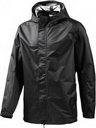 Adidas-Eqt Rain Jacket-Giacca a vento da uomo nero