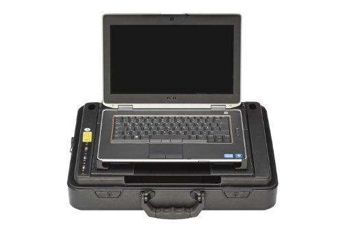 Parat Compro.Case für Notebook und HP Officejet 100 schwarz (Ohne Inhalt)