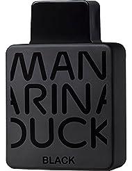 Mandarina Duck Black Noir pour homme Eau de Toilette 100ml Neuf sans emballage