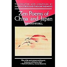 Zen Poems of China & Japan (An Evergreen Book)