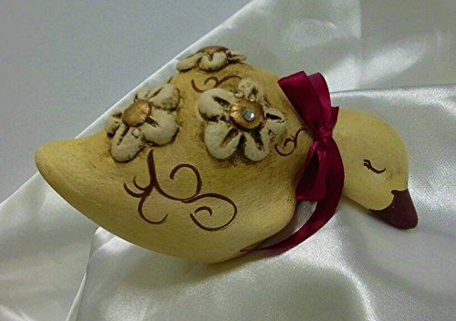 Pato al revés, la cerámica del rey