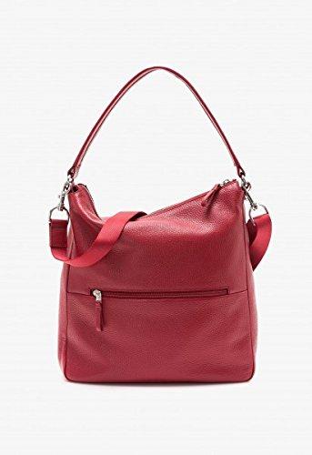 BREE  Faro, Sac pour femme à porter à l'épaule Rouge brique