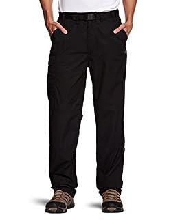 Craghoppers Men's Classic Kiwi Trousers, Black, Short (36 Inch) (B003UYTU36)   Amazon price tracker / tracking, Amazon price history charts, Amazon price watches, Amazon price drop alerts