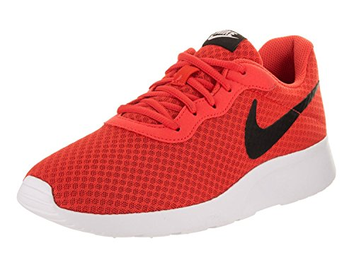 Nike Mens Tanjun Max Orange Black White Size 14 (Training Schuhe Nike Cross)