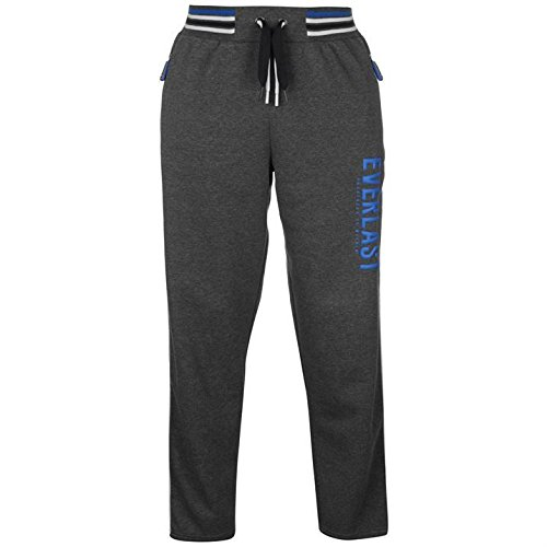 everlast-mens-large-logo-open-hem-jogging-bottoms-running-elastic-trousers-charcoal-marl-m