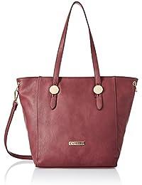 Caprese Women's Tote Bag (Dark Red)