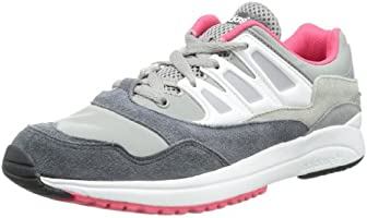 adidas Originals Torsion Allegra, Baskets mode femme - Gris - Grau (ALUMI2/RUNWH), 37.5