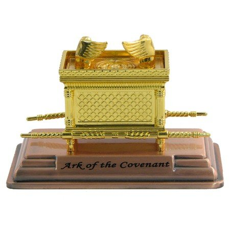 Ark of the Covenant Replica Mini by Shofars From Afar