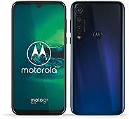 Moto G8 Dual-SIM smartphone, Moto G8 plus, blauw