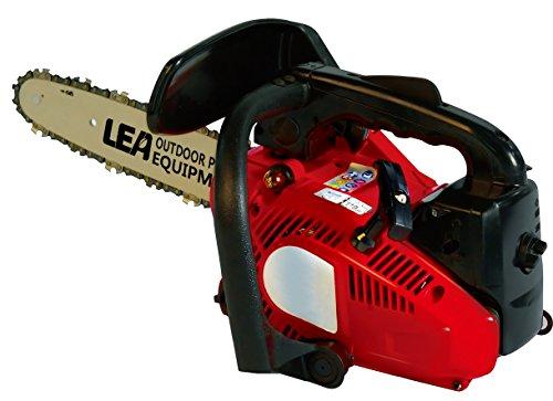 Lea le32255-25A Benzin-Kettensäge 25cc, Rot