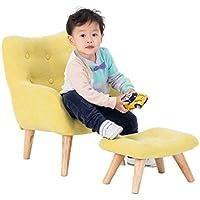 Preisvergleich für ALUK- small stool Kinderstuhl, einfache Moderne Sofa, lässig Mini-Sitz, Kinderzimmer Lesen Sofa Sitz, schöne Farben komfortabel und leicht, Sitzhocker Anzug